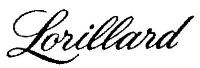 Verlängerung Marken Nr. 5616 Lorillard