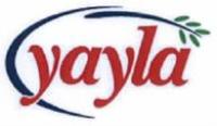 Neueintragung Marken Nr. 18304 Yayla