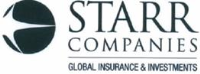 Neueintragung Marken Nr. 18378 STARR COMPANIES GLOBAL INSURANCE & INVESTMENTS