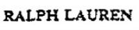 Verlängerung Marken Nr. 11006 RALPH LAUREN