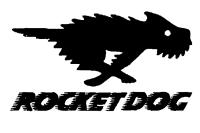 Namens- und Adressänderung Marken Nr. 14974 ROCKET DOG