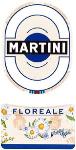 Neueintragung Marken Nr. 19066 MARTINI FLOREALE