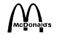 Verlängerung Marken Nr. 5889 McDONALD'S