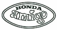 Verlängerung Marken Nr. 3245 HONDA amigo