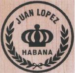Verlängerung Marken Nr. 16010 JUAN LOPEZ HABANA