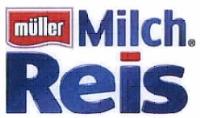 Verlängerung Marken Nr. 15988 müller Milch Reis