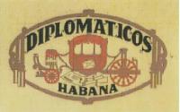Adressänderung Marken Nr. 16009 DIPLOMATICOS HABANA